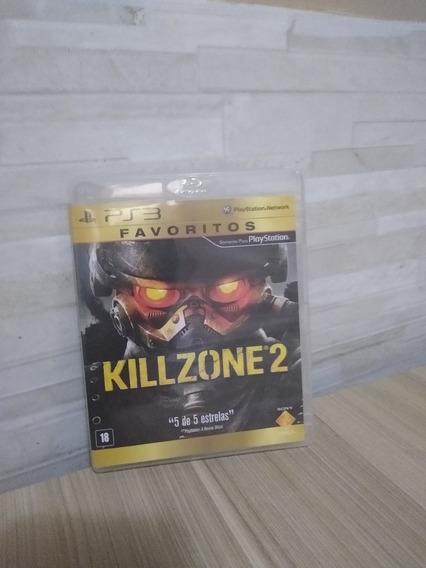 Jogo Ps3 Kill Zone 2