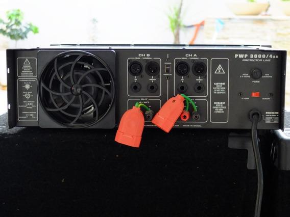Amplificador De Potencia Wattsom Pwp 3000 / Ab + Cx´s 1000w