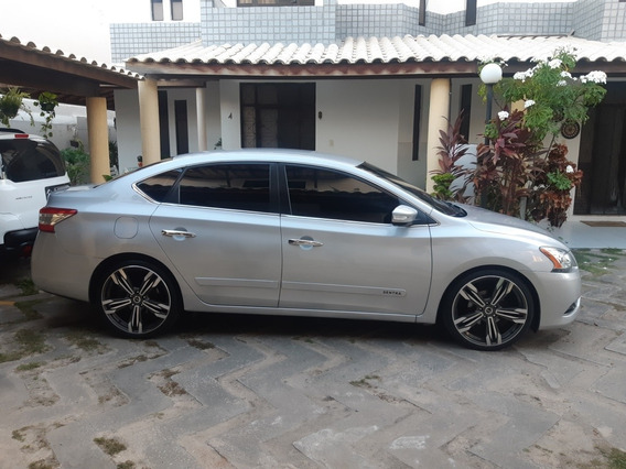 Nissan Sentra 2.0 S Flex Aut. 4p 2013