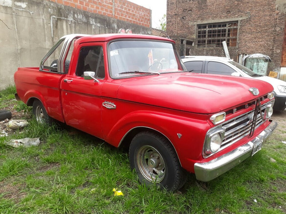 Ford F100 Twin Beam V8