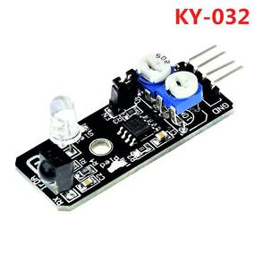 Sensor Infravermelho Desvio Obstaculo Arduino Avoid Ky-032