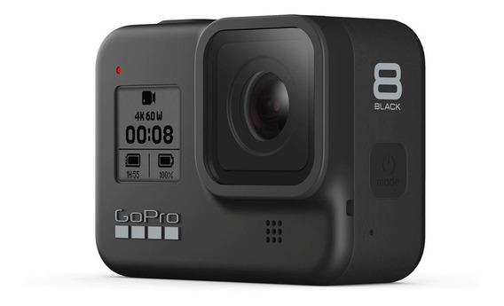 Camera Digital Gopro Hero8 Black 12 Mp 4 K Nota Fiscal