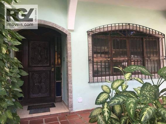 Casa Residencial À Venda, Vila Nova, Cubatão. - Ca0513