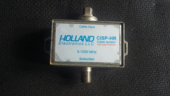 Isolatorcable Electronics Holland Cisp-hr 5-1000mhz Internet