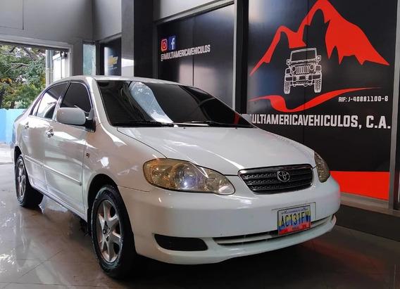 Toyota Corolla Sedan 1.6