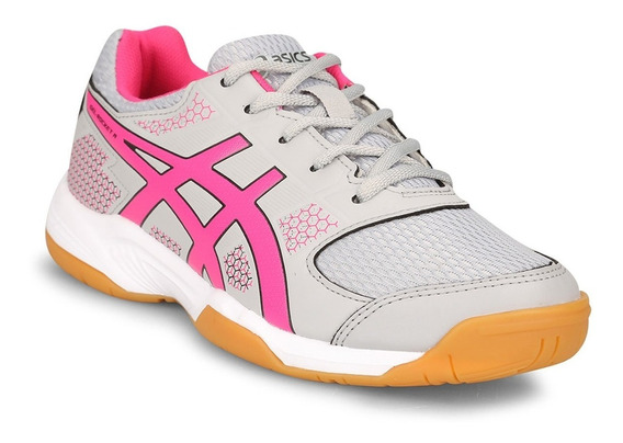 Zapatillas Asics Gel Rocket 8 Mujer Voley Handball Tenis