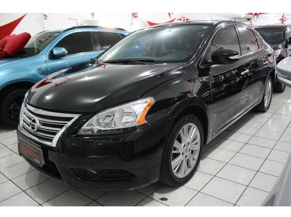 Nissan Sentra Sl 2.0 Flex Fuel 16v Aut.