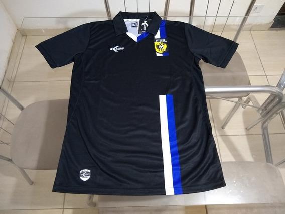 Camisa Time Futebol Vitesse Holanda Klupp Oficial