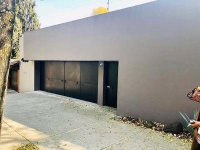 Casa En Renta, Enamorate, Ubicadisima, Elegante, En Lomas De Chapultepec