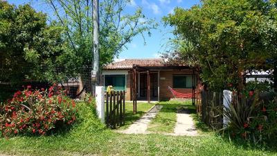Casa En Alquiler Temporada En Barra Del Chuybrasil