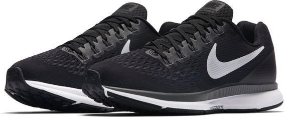 Nike Wmns Air Zoom Pegasus 34 Negro