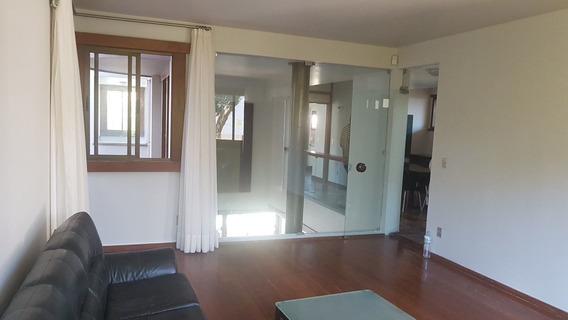 Excelente Casa Com 4 Quartos, Quadra E Churrasqueira No Belvedere! - 4083