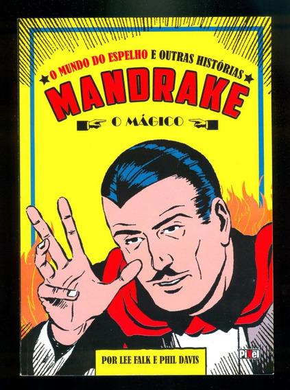 Mandrake O Mágico - Especial Em Cores - Editora Pixel