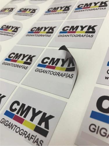 Autoadhesivos Stickers Calcomanías Pegotines Personalizados