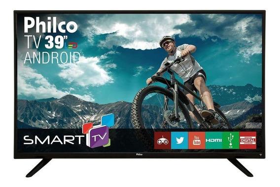 """Smart TV Philco HD 39"""" PH39E60DSGWA"""