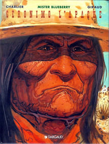 Charlier Giraud Blueberry - Geronimo O Apache - Panini