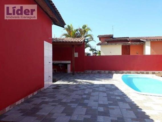 Casa Residencial Para Locação, Pontal De Santa Marina, Caraguatatuba - . - Ca0212