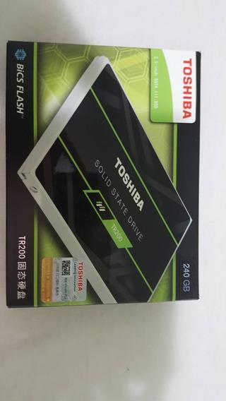 Ssd 240 Gb Toshiba Super Rapido