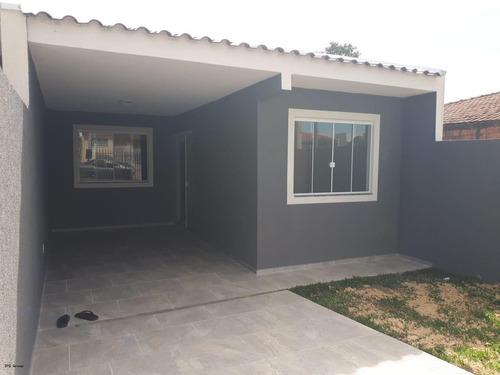 Casa Para Venda Em Ponta Grossa, Ronda, 3 Dormitórios, 1 Banheiro - L-254854u_1-1631357