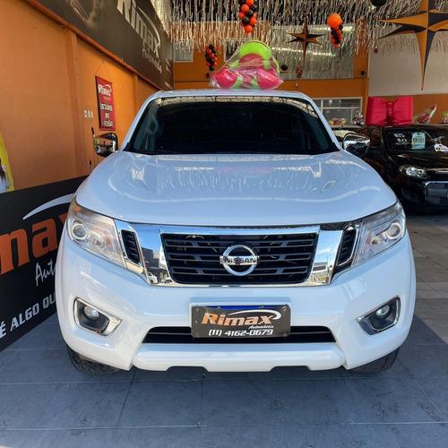 Imagem 1 de 7 de Nissan Frontier Xe Cd 4x4 2.3 Bi-tb Diesel Aut. 2020/202...