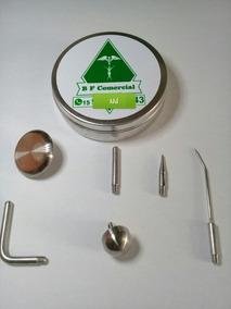 Kit De Ponteiras Jato De Plasma