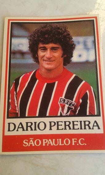 Ping Pong Futebol Cards Dario Pereira A São Paulo 108