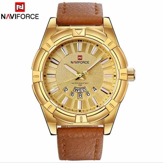 Relógio Naviforce, Lançamento A Prova Dágua