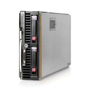Hp Server Blade Bl680g5, 4xsla77 Quad Core E7330 2.40g, 16gb