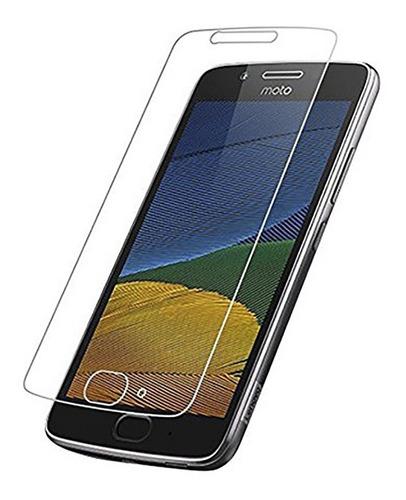 ¡ 2x1 Protector Pantalla Vidrio Templado Motorola Moto G5 !!