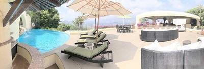 Cad Las Brisas, Casa Capricho. Extraordinarias Vistas A La Bahía, Alberca, Camastros