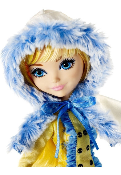 Ever After High Feitiço De Inverno - Blondie Lockes - Mattel