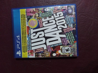 Just Dance 2015 Ps4 Fisico