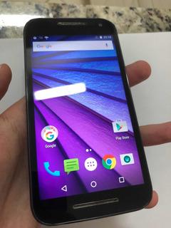 Celular Motorola Moto G3 4g Dual Chip 16 Gb