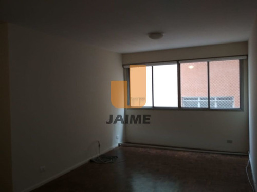 Apartamento Para Locação No Bairro Jardim Paulista Em São Paulo - Cod: Ja17125 - Ja17125