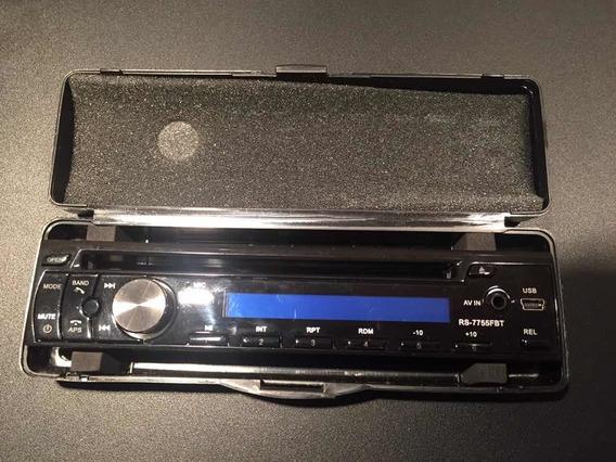 Vendo Frente Para Dvd Roadstar Rs-7755fbt