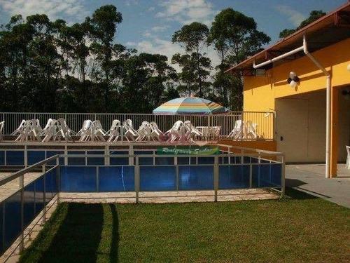 Imagem 1 de 17 de Chácara Com 3 Dormitórios À Venda, 2200 M² Por R$ 742.000 - Palmeiras De São Paulo - Suzano/sp - Ch0740