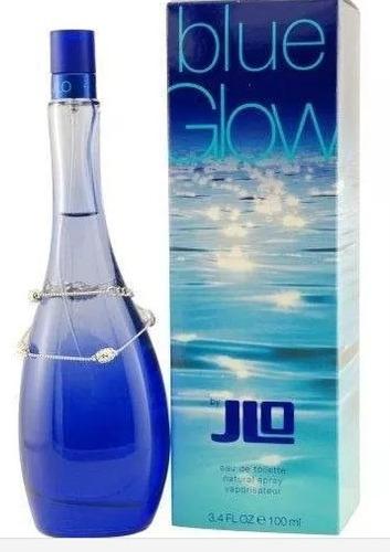 Perfume Para Mujer Blue Glow Marca Jennifer Lopez Importado