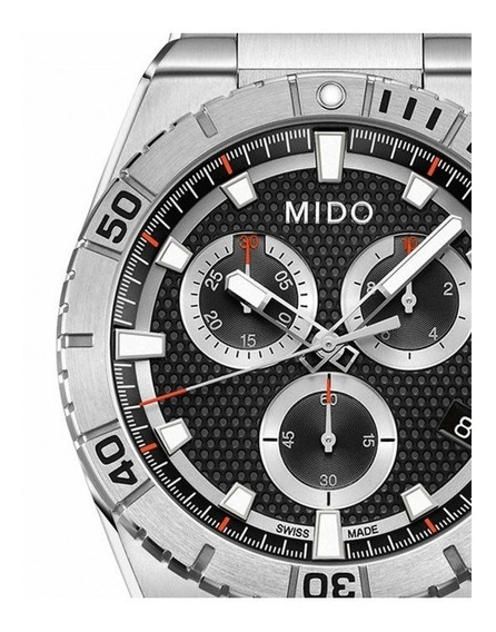 Reloj Mido Ocean Star Cuarzo 44mm 200mts *jcvboutique*