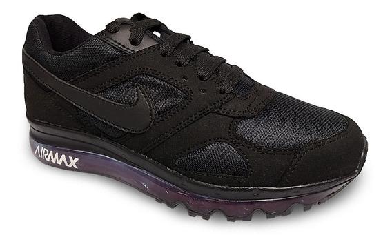 Zapato Deportivo Nike Air Max Camara Caballero Botas Gomas