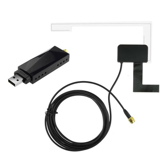 Dab Car Tuner Radio Receiver Usb Stick Dab Box Para And