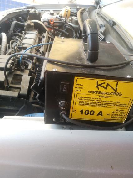 Carregador 100 Amperes Carro E Moto