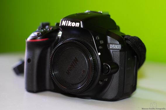 Câmera Nikon D5300 (oportunidade )