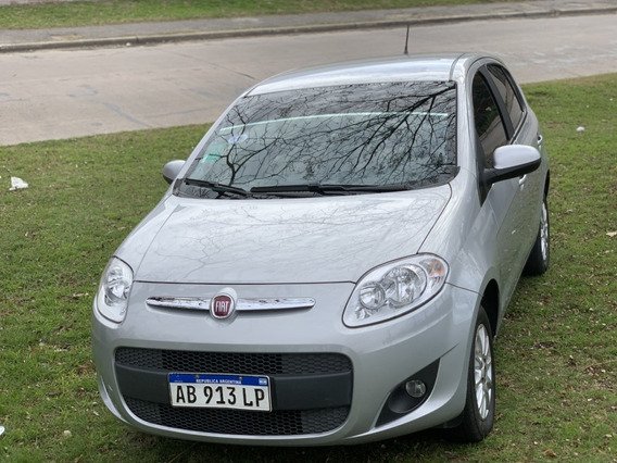 Fiat Palio 2017 1.4 Full Gnc 5ta Generacion