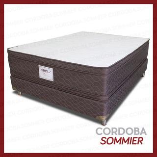 Sommier Y Colchón Premium Pocket 130 X 190 Cm. Plenty