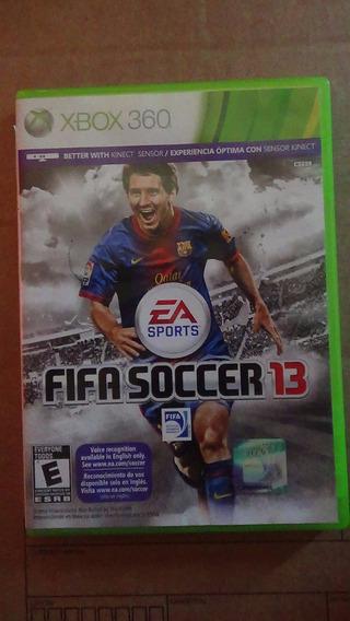 Fifa 13 Xbox 360 Midia Fisica Original