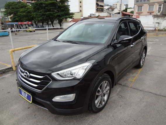 Hyundai Santa Fe 3.3 Mpfi 4x4 V6 270cv Gasolina 4p Automátic
