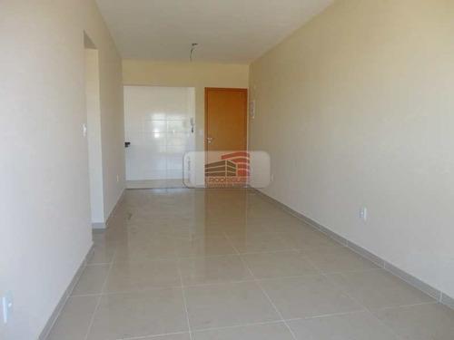 Apartamento Com 2 Dorms, Assunção, São Bernardo Do Campo - R$ 391 Mil, Cod: 1272 - V1272