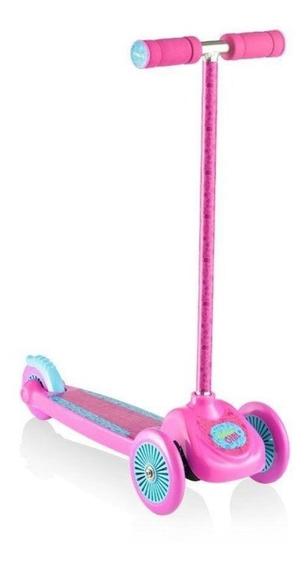 Patinete Infantil 3 Rodas Atrio Rosa Es111 Em 12x Sem Juros