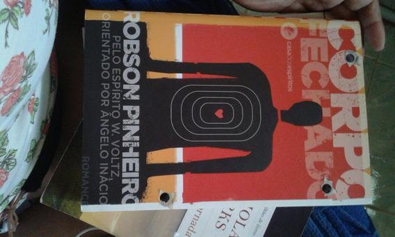 Livro :corpo Fechado De Robson Pinheiro