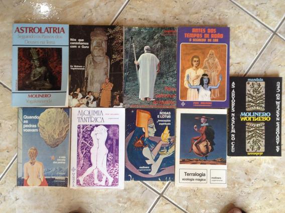 Coleção Molinero (yogakrisnanda) - 09 Livros